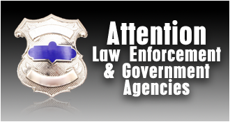 Attention Law Enforcement