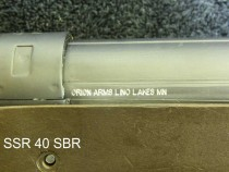SSR-40-SBR